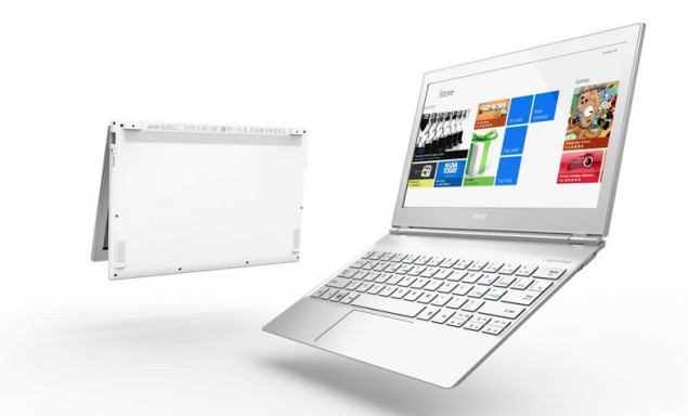 Acer Aspire S7 ultrabook running Windows 8: Review & Features