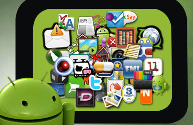 Mobile Apps development the Android way