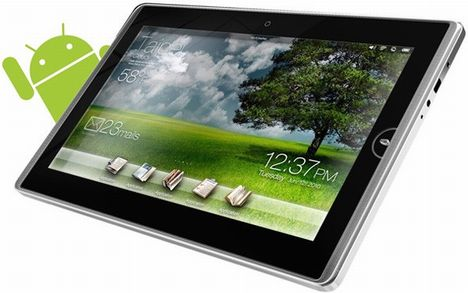 Amazing features of tablet computer