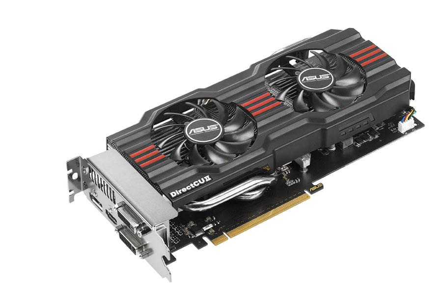 Asus GTX 660 DirectCU II TOP graphics card that makes sparks: Review & Specs