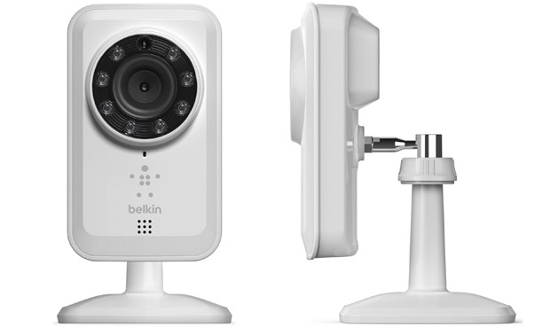 Belkin NetCam Wi-Fi-enabled camera with night vision for iOS and Android: Specs & Features