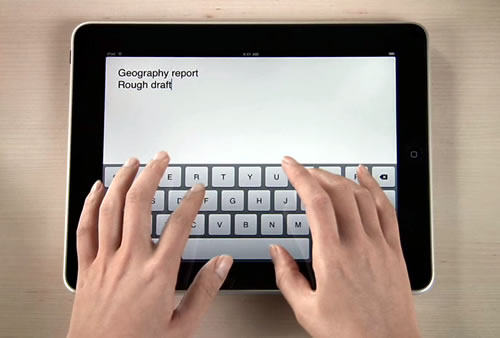 Get the Best iPad Apps for Writers