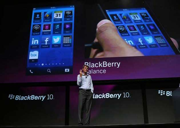 BlackBerry 10 coming on January 30
