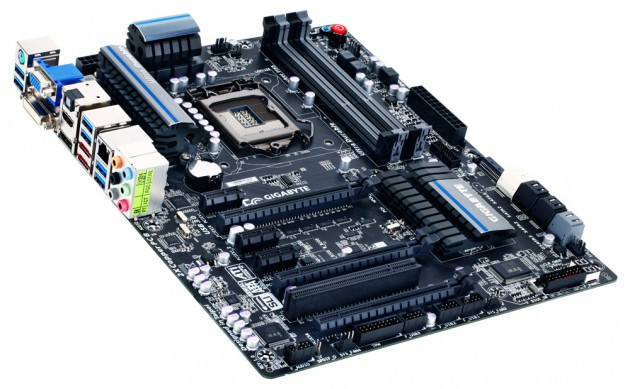 GIGABYTE Z77X-UD4H motherboard: Specs, features and price