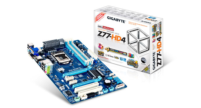 Gigabyte HD Series motherboard: Specs & Features