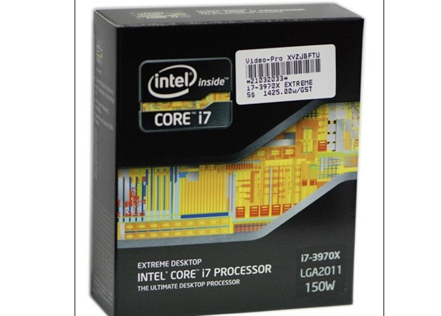 Intel Core i7-3970X EE and DX79SR motherboard: Specs & Features