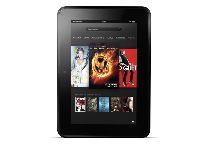 Amazon Kindle Fire HD impressing with display: Review & Specs