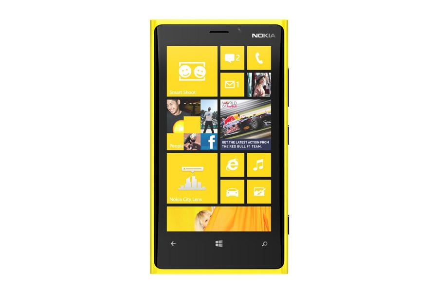 Nokia Lumia 920 smartphone a hit: Review & Specs