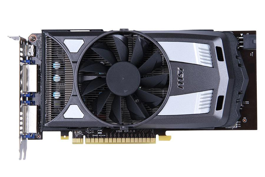 MSI GTX 650 OC PE with big fan but modest performance: Review & Specs