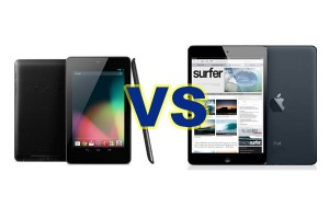Nexus 7 Vs iPad Mini