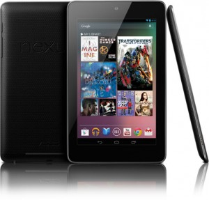 Nexus 7 price in India