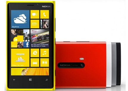 Over 2.5 million units of Nokia Lumia 920 has been sold