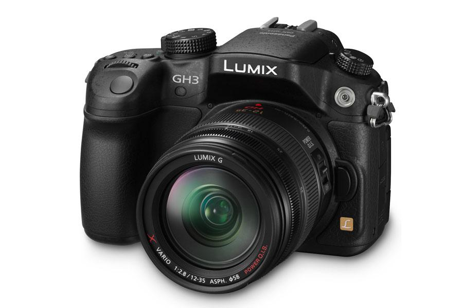 Panasonic Lumix GH3 Camera a pro version hybrid pro: Review & Specs
