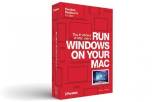 Parallels Windows 8