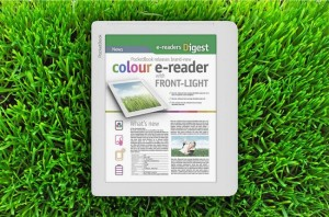 PocketBook E-Ink Triton reader
