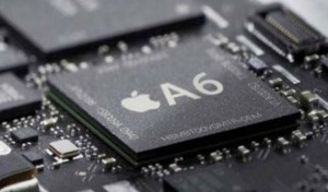 Samsung Electronics Apple processors