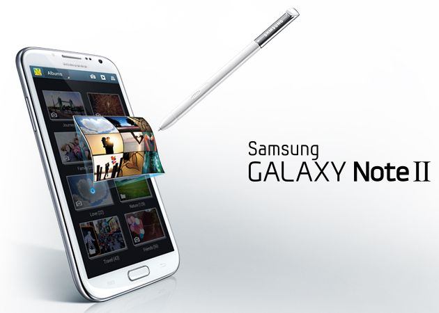 Over 5 million of Galaxy Note II are sold