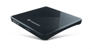 Transcend thin portable DVD writer