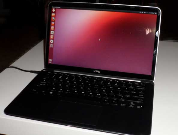 XPS 13 with Ubuntu