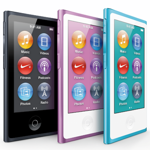 Apple iPod nano 7 complete Review and Features