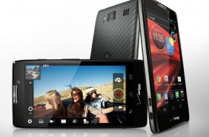 Android 4.1 update for DROID RAZR HD