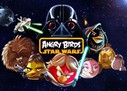 Angry Birds Star Wars Hoth gameplay