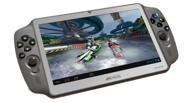 Archos GamePad Android tablet on sale: Specs & Features