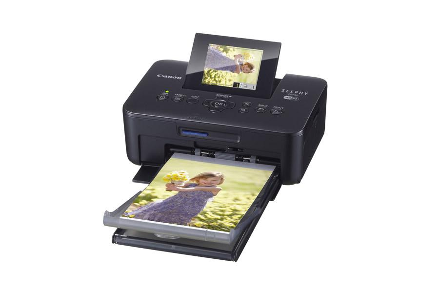 Overview of Canon Selphy CP900 photo printer: Review & Specs