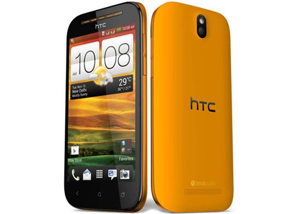 Overview of HTC Desire SV Smartphone: Complete Review & Specs