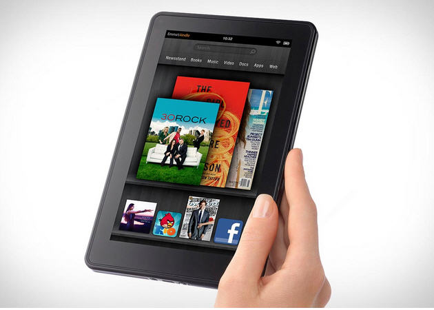 The Amazon Appstore grows to 500% due to Kindle Fire HD