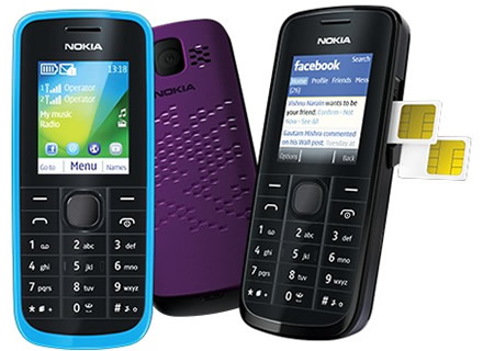 Nokia 114 dual-SIM featured phone: Specs & Features