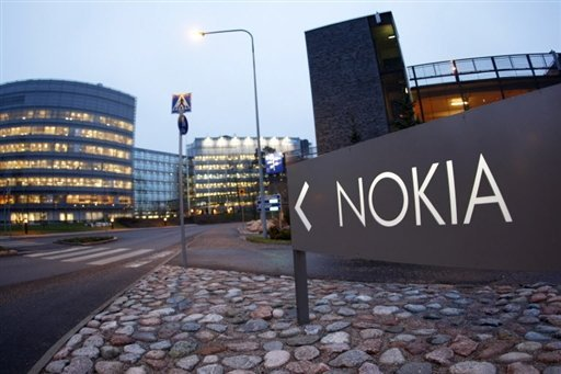 Nokia sold its headquarters in Finland