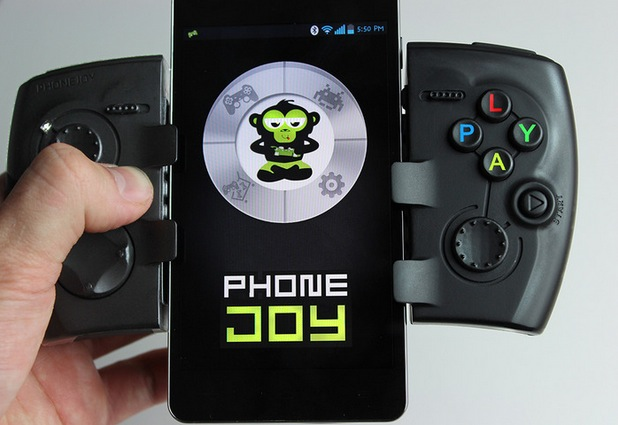 PhoneJoy Play – turn your smartphone into gaming console: Specs & Features