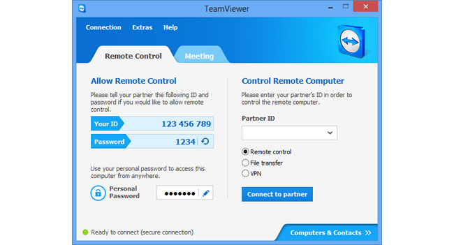 TeamViewer 8 available for Windows 8 with Retina Display support