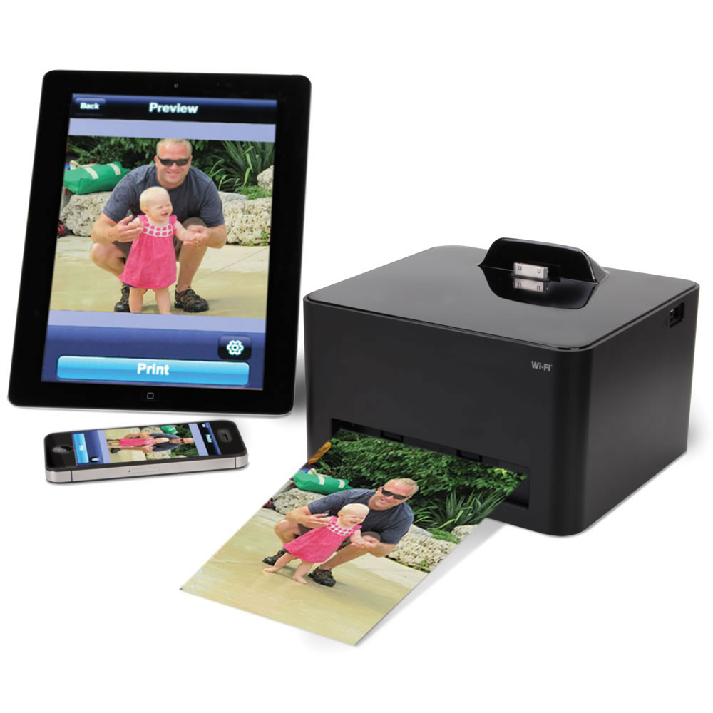 Wireless-Smartphone-Photo-Printer