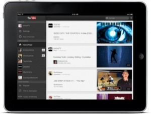 YouTube for iPhone 5 and iPad