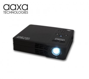 AAXA SHOWTIME Micro 3D LED Projector