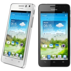 Huawei Ascend G615 comparison with Ascend G600