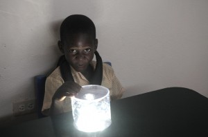 Solar Powered Lantern Luci