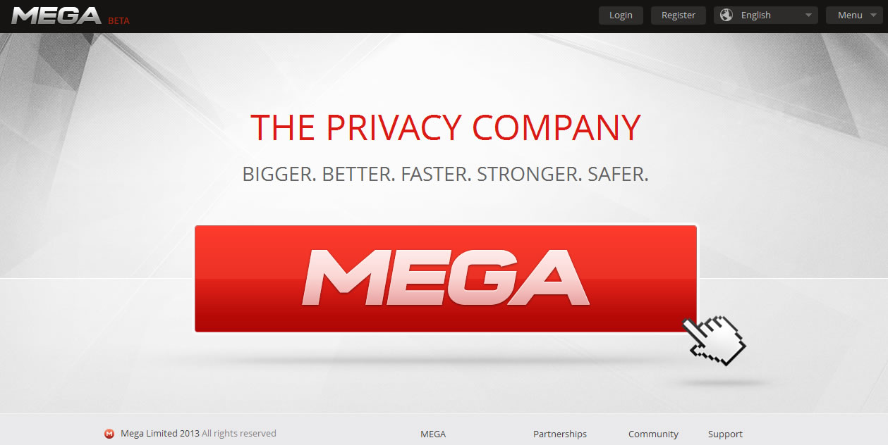 mega - The sequel of Megaupload