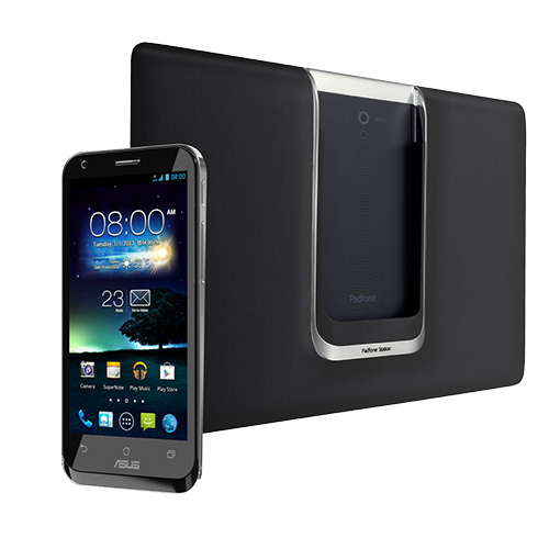 ASUS Padfone 2 vs Padfone: Comparison of Specs