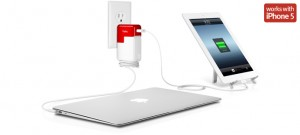 Plugbug dual charger for iPhone/ipad