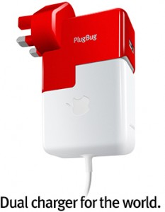 Plugbug Inernational charger for iPhone/ipad