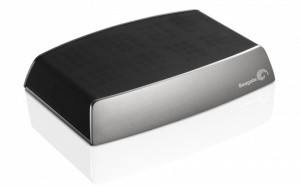 Seagate Wireless Central for home PC/devices