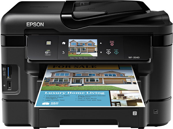 Epson Communication Driver Cant Find Printer