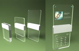 Transparent Mobile