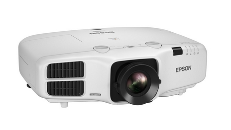 New Epson LCD Projectors
