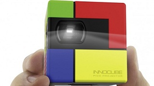 Portable Projector for your smartphones from Rollei