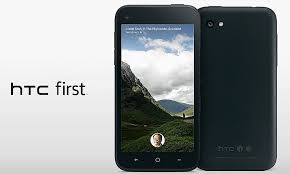 HTC First Phone