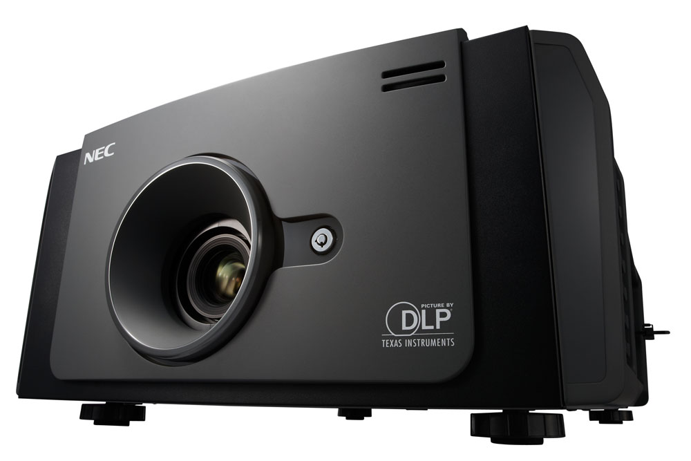 NC900C Digital Cinema Projector Specs and Review